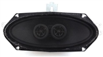 1967 - 1969 Firebird Center Dash Stereo Speakers, Dual Voice Coil (DVC), without Factory Air