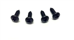 1967-1968 Center Dash Panel Lower Mounting Screws