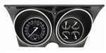1967 - 1968 Dash Instrument Cluster Housing with Gauges (Traditional), Custom OE Style