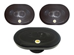 "Rear Deck Speakers Set 6"" x 9"""