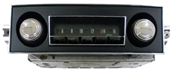1967 - 1968 Firebird AM Radio, GM Original Used