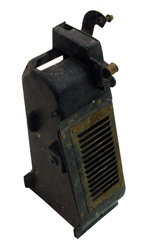 1967 - 1968 Firebird Air Conditioning Heater Box Diverter Duct with Flapper Door, Used GM