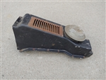 1969 Firebird Air Conditioning Heater Box Diverter Duct with Flapper Door, Used GM