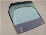 1982 - 1992 Firebird Rear Back Window Hatch Glass, Original GM Used