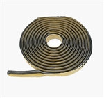 1967 - 1981 Firebird Windshield Glass Installation Seal Ribbon Rope Tape, Front or Rear, Each
