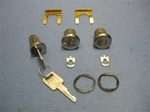 1967 Ignition & Door Lock Set