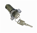 1969-1978 Ignition Lock with Keys - OE Style