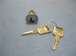 1967 Ignition Lock