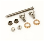 1982-1992 Firebird Upper Door Hinge Repair Kit , Non-Greaseable