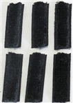 1970 - 1981 Firebird Door Window Glass Guide Anti-Rattle Fuzzy Felt Material