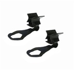 1967 - 1981  Inner Door Lock Rod Clips Pair