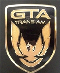 1987 - 1990 Trans Am GTA Front Bumper Cover Nose Emblem