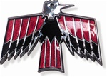 1967 - 1968 Firebird Fender Bird Emblem, 9789589