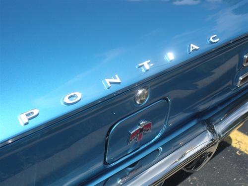 1969 69 Camaro Firebird Trunk Deck Lid Rear Spoiler New