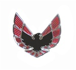 1970 - 1973 Firebird Fender Bird Logo Emblem