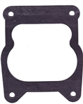 1967 - 1981 4 BBL QuadraJet Carburetor Base Mounting Gasket, Performance Open Center