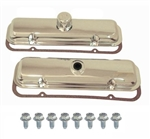 1967 - 1981 Pontiac Firebird Engine Valve Covers Kit, With Drippers