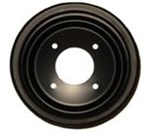 1968 - 1970 Firebird Crank Pulley, 2 Groove without Air Conditioning