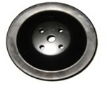 1969 - 1970 Pontiac Firebird Water Pump Pulley 2 Groove without AC with Power Steering