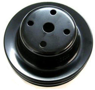 1970 Firebird Water Pump Pulley, 2 Groove with Air Conditioning 480512 YL  Code