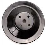 1969 - 1970 Single Groove Ram Air Water Pump Pulley, 9799129 XB
