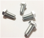 1968-1981 Harmonic Balancer Mounting Bolts, Set of 4