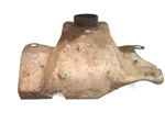 1970 - 1974 Firebird Exhaust Manifold Pre Heat Shield Pontiac, Used GM