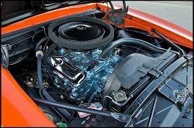 1967 - 1968 Pontiac Firebird Ram Air Kit For 400 Style Hood