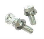 1967 - 1979 Firebird and Trans Am Thermostat Water Neck Bolt Set