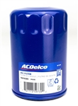 1967 - 1981 Oil Filter AC PF-24 Blue, OE Style