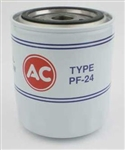 1967 - 1981 Oil Filter AC PF24 - Original Style