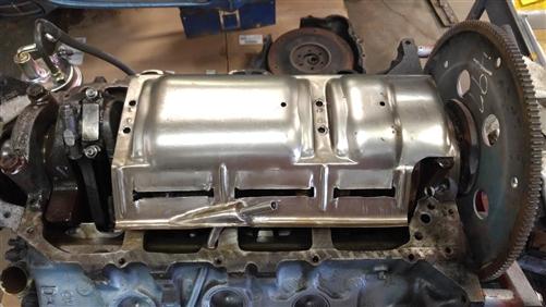 Cylinder Block  vq ATP Engine Oil Pan for 1977-1979 Pontiac Firebird