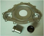 1969 - 1979 Pontiac Firebird Water Pump Divider Plate and Nipple Sleeve Inserts, Stainless Steel