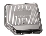 1967 - 1981 Firebird Automatic Transmission Pan for Turbo 350 in Chrome