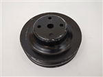 1971 - 1981 Firebird Water Pump Pulley 2 Groove with AC, Used GM