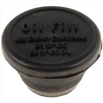 1967 - 1992 Rubber Oil Filler Cap