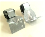 1970 - 1981 Firebird Tailpipe Exhaust Hanger Set