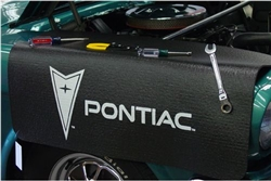 Pontiac Arrowhead Logo Fender Gripper Cover Mat is now on SALE!
