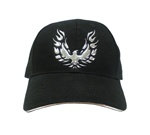 Firebird Liquid Chrome Hat