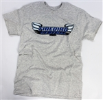 Firebird Central T-Shirts, Limited Edition Sport Gray Tees