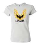 Ladies Pontiac Firebird Trans Am T-Shirt
