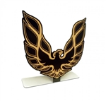 Metal Sign Table Topper, Firebird Trans Am