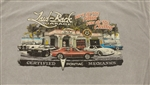 Laid-Back Pontiac Firebird and Trans Am Dream Garage T-Shirt