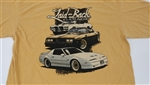 Laid-Back Pontiac Firebird Trans Am Garage T-Shirt