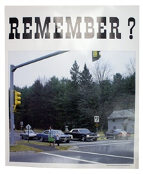 """REMEMBER ?"" Poster"