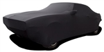 1967 - 1969 Firebird Onyx Stretch Fit Car Cover, Indoor Soft Lining