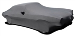 1970 - 1973 Firebird Onyx Stretch Fit Car Cover, Indoor Soft Lining