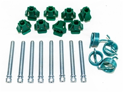 1979 - 1981 Firebird and Trans Am Headlight Adjust Parts Set: Screws, Nuts and Springs