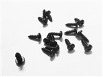 1977 - 1981 Headlight Beam Retainer Ring Screws, 16 Pieces