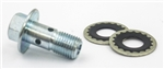 1993 - 1997 Coolant Crossover Pipe Bolt & Washers, LT1
